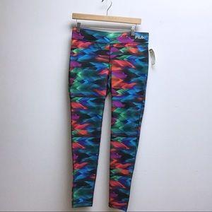 Fila Sport running pants athletic legging medium